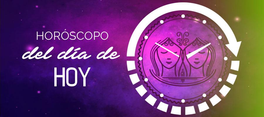 Horóscopo Géminis Hoy -  Horóscopo diario de Géminis