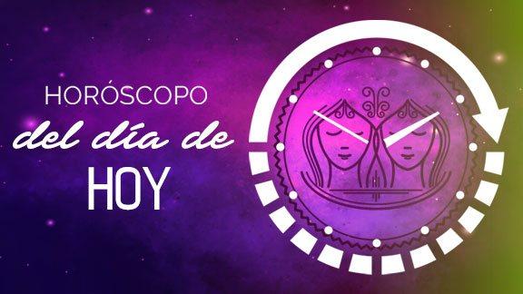 Horóscopo Géminis hoy- geminishoroscopo.com