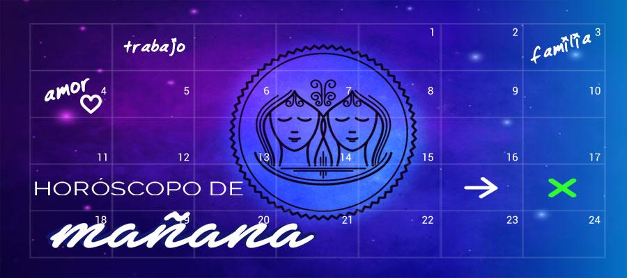 Horóscopo Géminis de Mañana