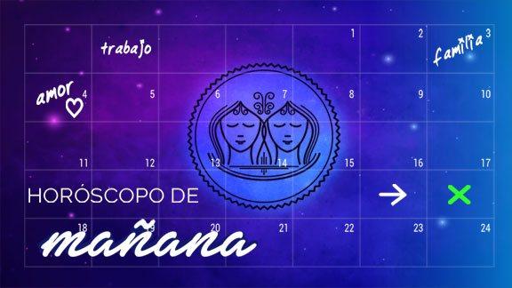 Horóscopo Géminis manana- geminishoroscopo.com