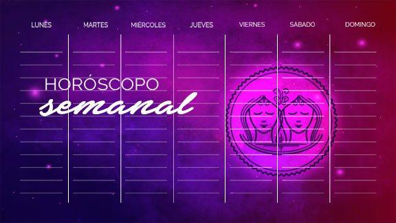 Horóscopo Géminis semanal- geminishoroscopo.com